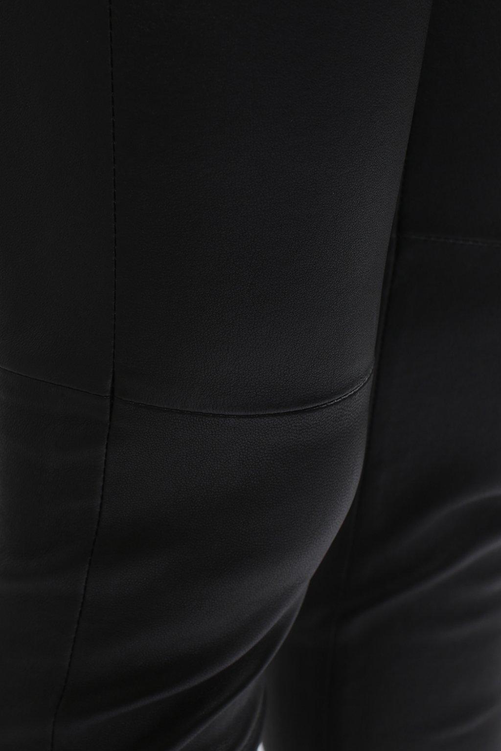 Michael Michael Kors Leather skinny trousers
