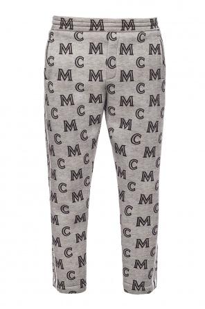 Sweatpants with logo od MCM