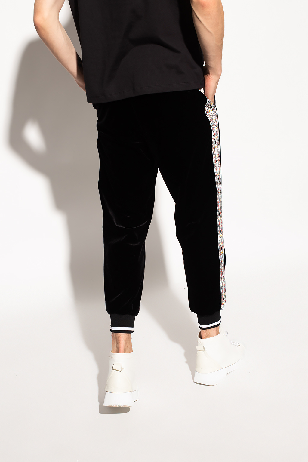 MCM Loose-fitting trousers