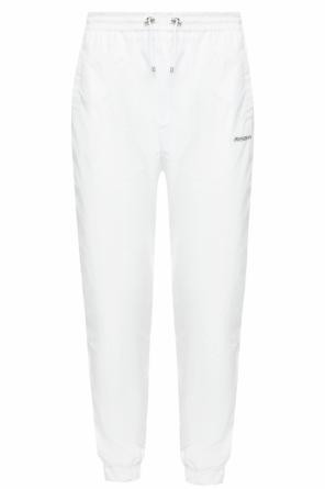 Embroidered logo trousers od MISBHV