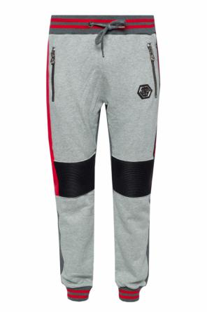 Logo sweatpants od Philipp Plein