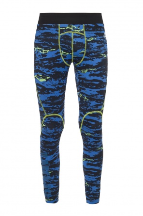 Patterned leggings od Plein Sport