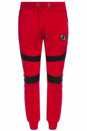 Drawstring sweatpants od Philipp Plein