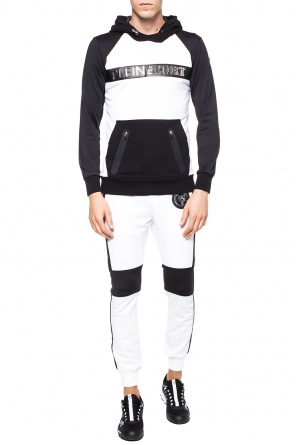 Patched sweatpants od Plein Sport