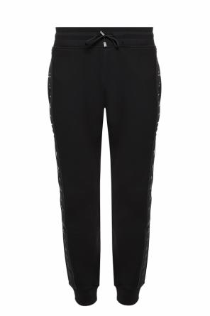 'black band' sweatpants od Philipp Plein