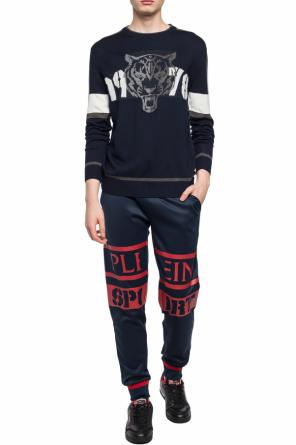 Printed sweatpants od Plein Sport