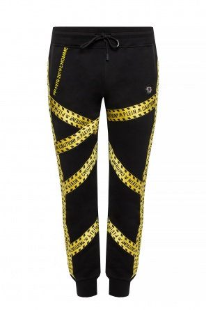 Printed sweatpants od Philipp Plein