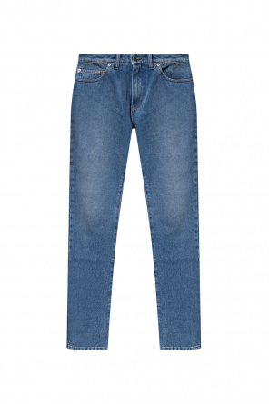 Jeans with tapered legs od Iro