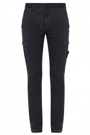 Narrow leg trousers od Stone Island