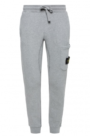 Sweatpants with logo od Stone Island