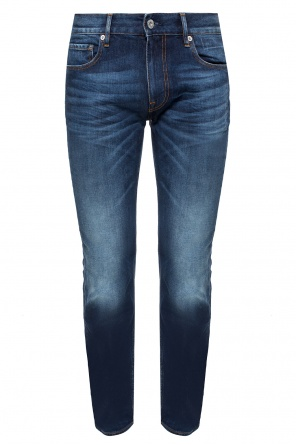 Tapered leg jeans od Stone Island