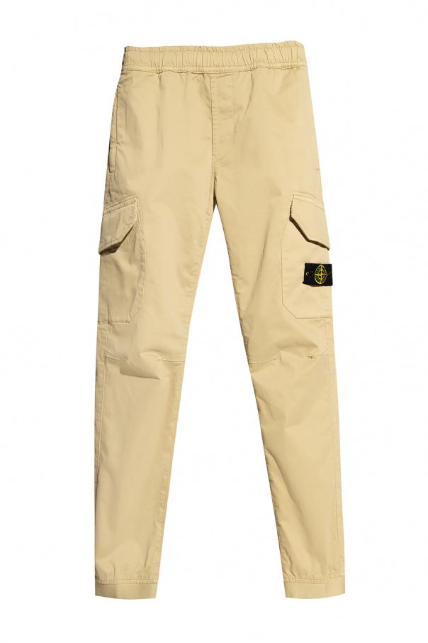 Stone Island Kids Cargo trousers