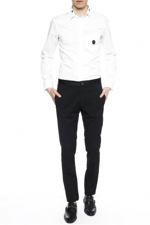 Tapered leg trousers od Philipp Plein