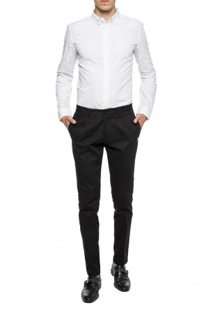 'alain' tapered leg trousers od Philipp Plein