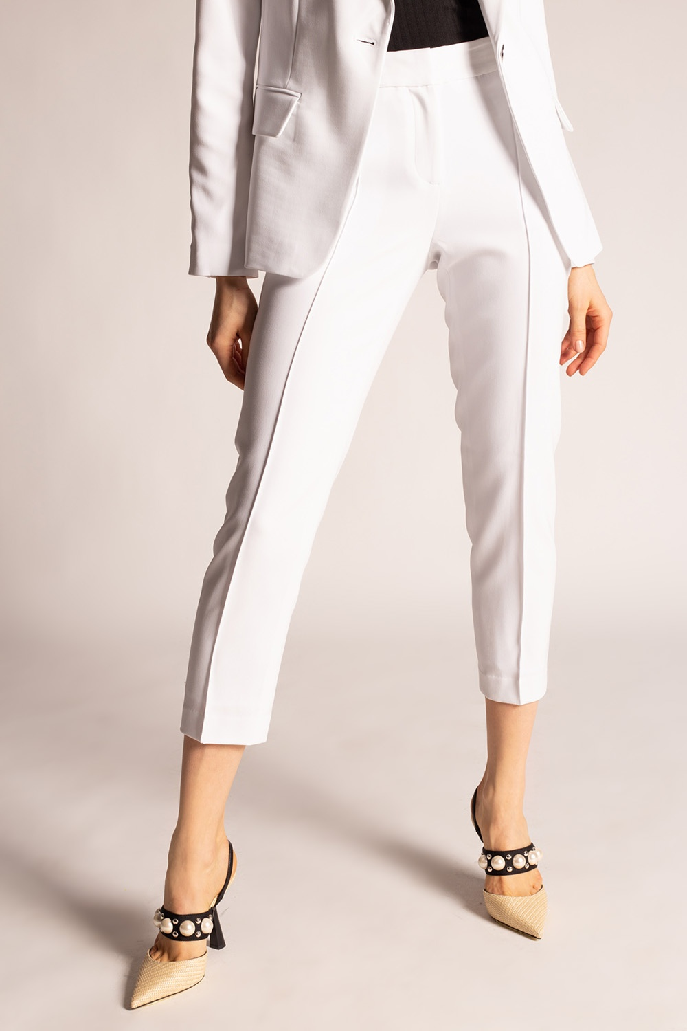 Michael Michael Kors Pleat-front trousers