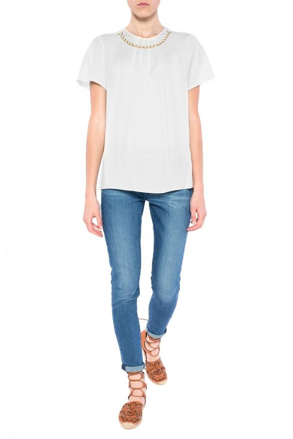 Jeansy typu 'skinny' od Michael Kors