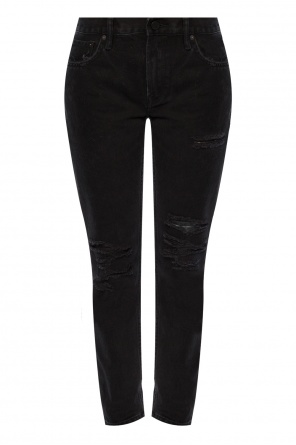 'muse' cropped jeans od Allsaints