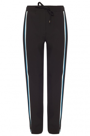 Side-stripe sweatpants od N21