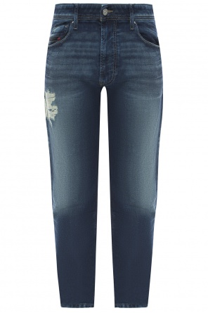 'narrot-t' distressed jeans od Diesel