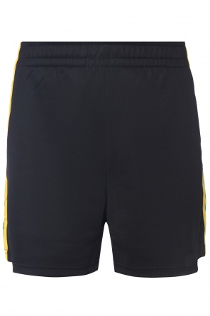 Side-stripe shorts od Acne