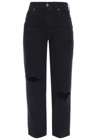 'niclah' jeans with holes od Diesel