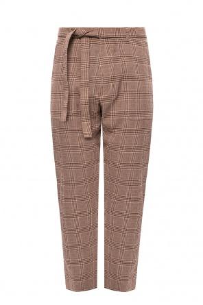 Checked trousers od Nanushka
