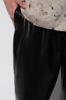 Nanushka Ruched trousers