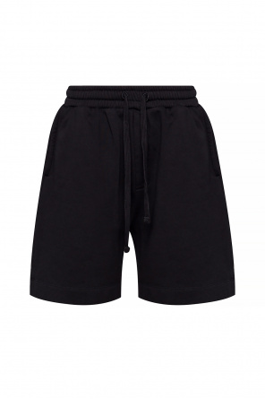 Sweat shorts with logo od Nanushka