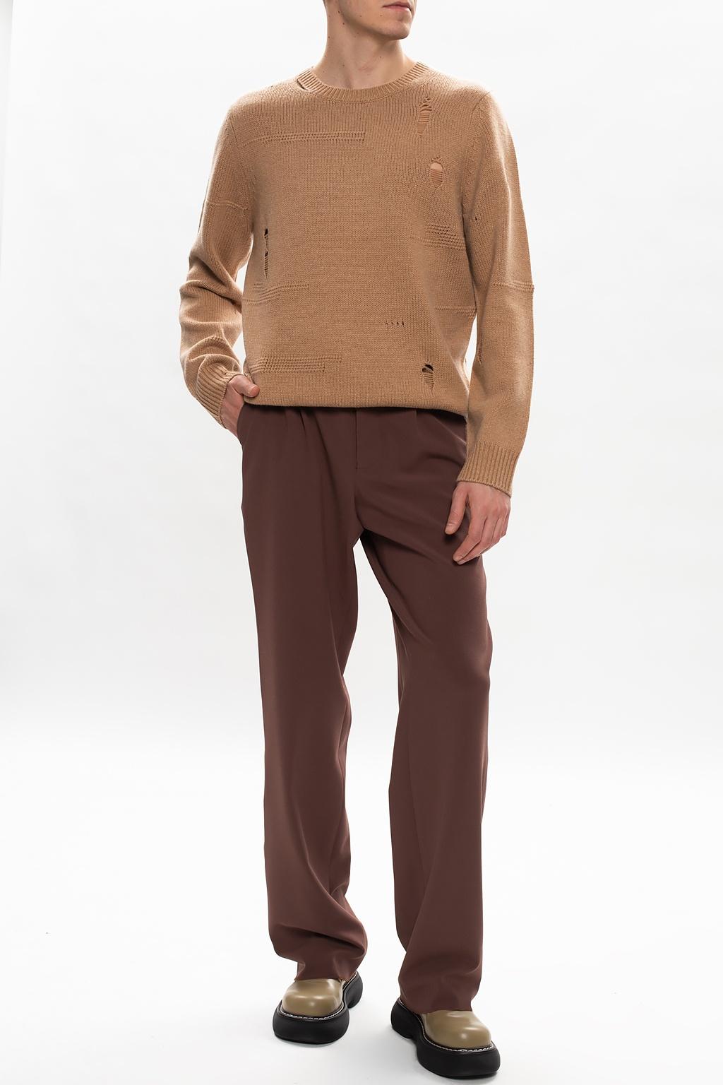 Nanushka 宽裤腿长裤