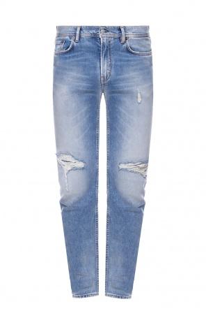 Distressed jeans od Acne
