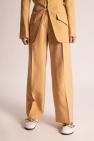 Nanushka Pleat-front trousers