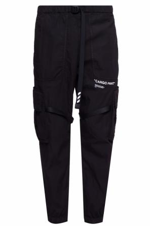 Loose-fit trousers od Off White