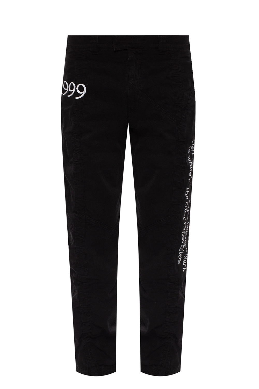 Off-White Printed trousers