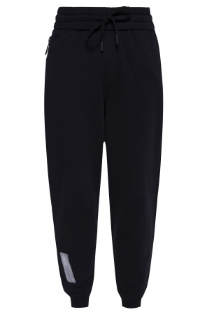 Sweatpants with patch od Off White