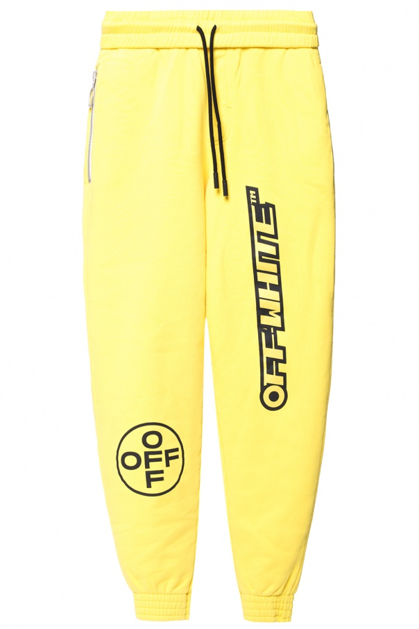 8a2f63ba8d59 Printed sweatpants Off White - Vitkac shop online