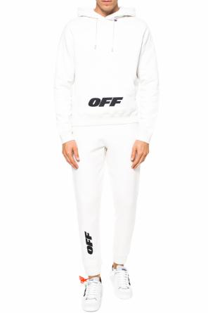Logo sweatpants od Off White
