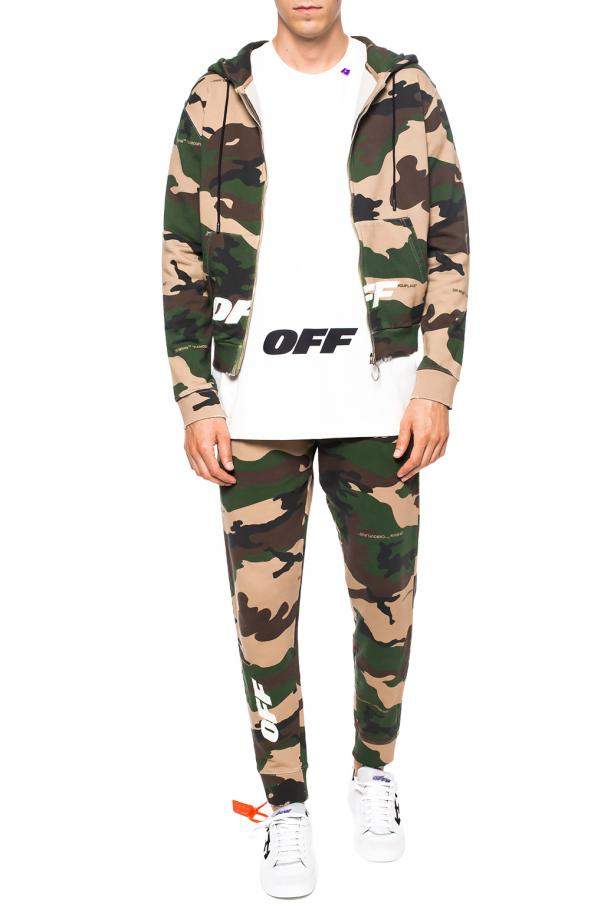 Camo sweatpants od Off White