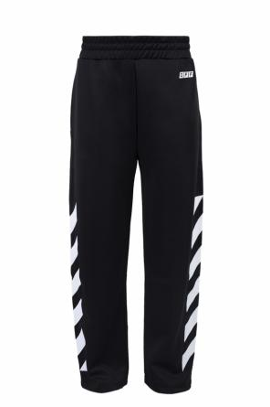 Patched sweatpants od Off White