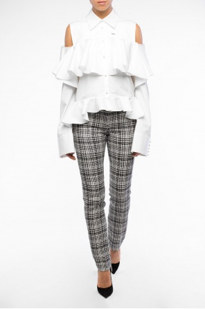 Checked trousers od Off White