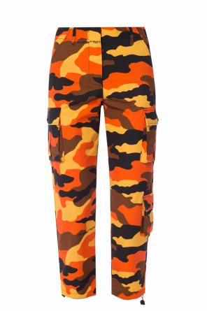 Camo trousers od Off White