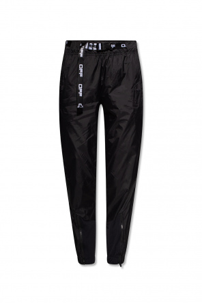 Track pants with logo od Off-White