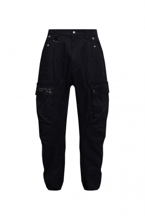 Trousers with multiple pockets od Diesel