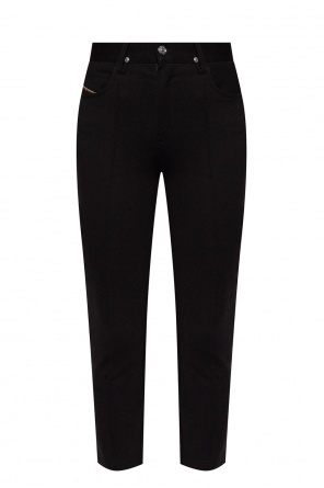 Trousers with logo od Diesel