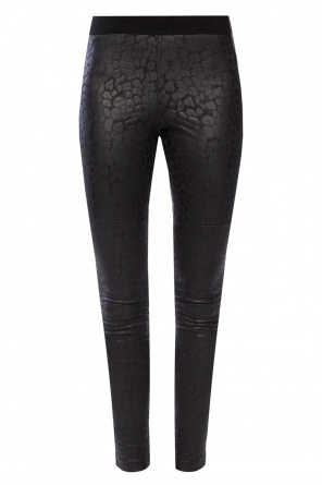 Patterned leggings od Diesel