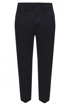 'madox' cropped trousers od Diesel