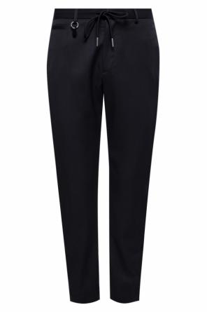 Side-stripe trousers od Diesel