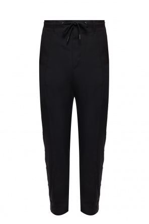 Trousers with snaps od Diesel