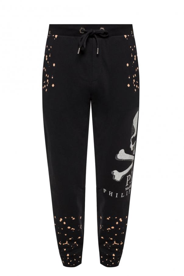 wide selection of colours and designs to buy newest style Patterned sweatpants Philipp Plein - Vitkac shop online