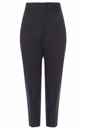 Trousers with a  plaid motif od Isabel Marant Etoile