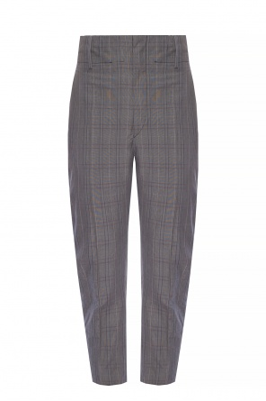 c9258539e2 ... Trousers with a crease od Isabel Marant Etoile